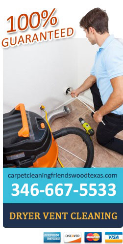 Dryer Vent Cleaning Friendswood Texas